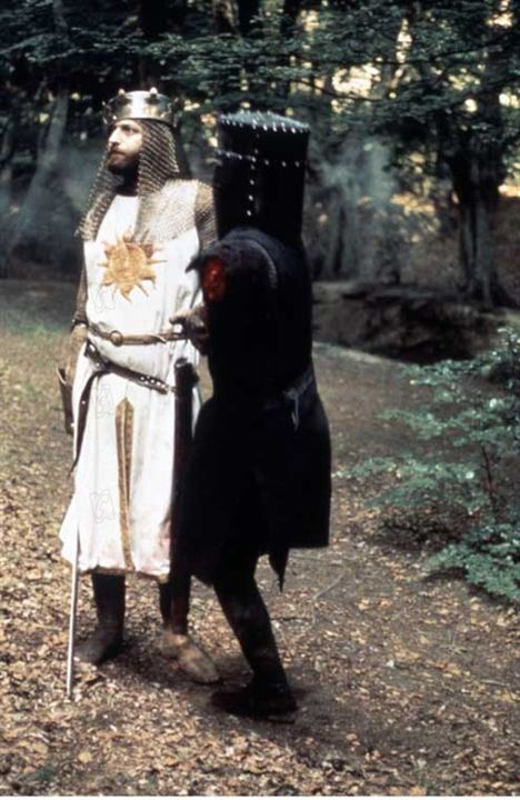 Monty Python and the Holy Grail : Fotograf Graham Chapman, John Cleese, Terry Jones