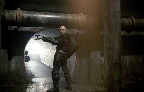 Blade 2 : Fotograf Ron Perlman