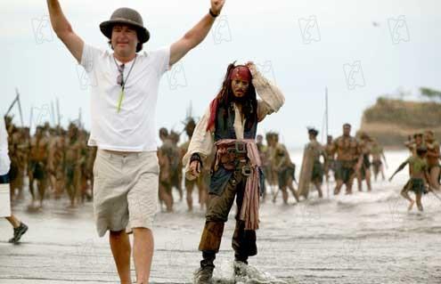 Karayip Korsanlari: Ölü Adamin Sandigi : Fotograf Gore Verbinski, Johnny Depp