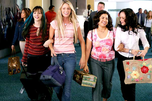 Sisterhood of the Traveling Pants, The : Fotograf Alexis Bledel, Amber Tamblyn, America Ferrera, Blake Lively, Ken Kwapis
