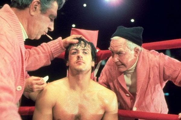 Rocky : Fotograf Burgess Meredith, John G. Avildsen, Sylvester Stallone