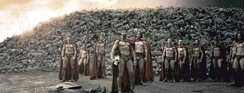 300 Spartali : Fotograf Gerard Butler