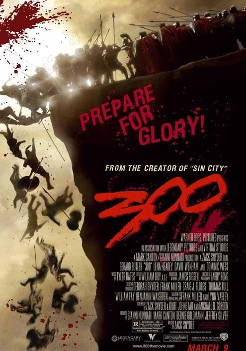 300 Spartali : Fotograf