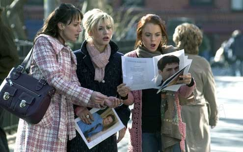 Just My Luck : Fotograf Bree Turner, Donald Petrie, Lindsay Lohan, Samaire Armstrong