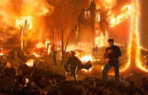 X-Men: Son Direnis : Fotograf