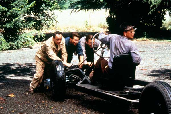 Fotograf Christian Slater, Frederic Forrest, Jeff Bridges, Mako