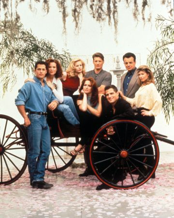 Savannah : Fotograf George Eads, Jamie Luner, Paul Satterfield, Ray Wise, Robyn Lively