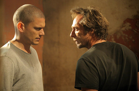 Prison Break : Fotograf Wentworth Miller, William Fichtner