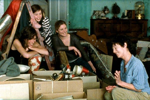 Fotograf Adèle Exarchopoulos, Jane Birkin, Lou Doillon, Natacha Régnier
