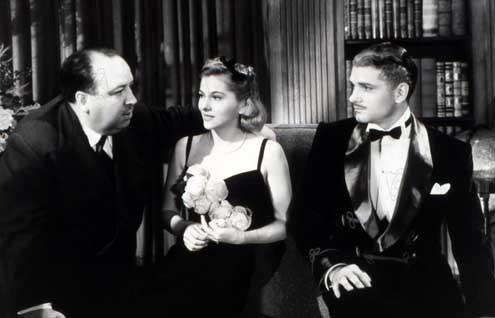 Rebecca : Fotograf Alfred Hitchcock, Joan Fontaine, Laurence Olivier