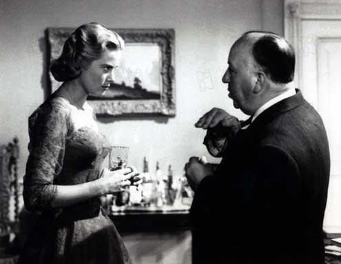 Cinayet Var : Fotograf Alfred Hitchcock, Grace Kelly