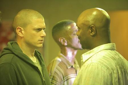Prison Break : Fotograf Robert Wisdom, Wentworth Miller