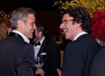Fotograf George Clooney, Joel Coen
