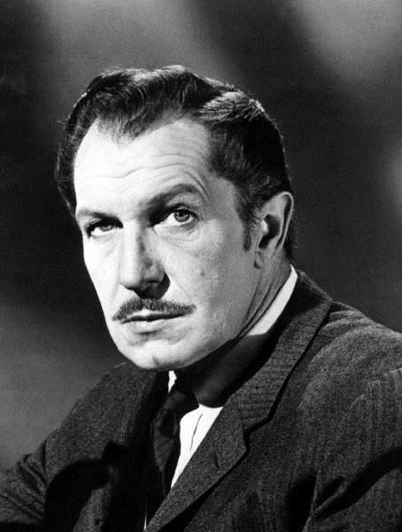 The Last Man on Earth: Vincent Price