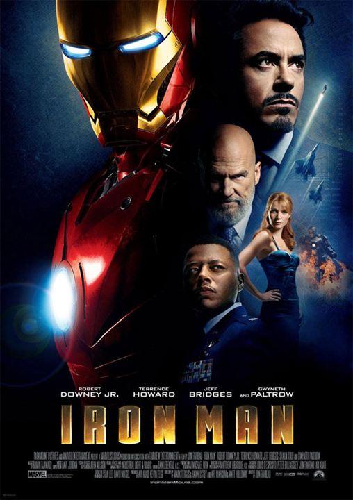 Iron Man : Afis