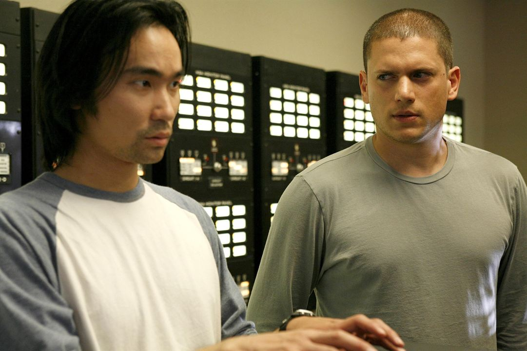 Prison Break : Fotograf James Hiroyuki Liao, Wentworth Miller