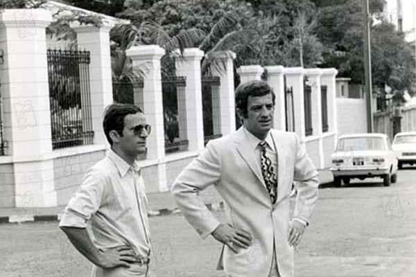 Fotograf François Truffaut, Jean-Paul Belmondo