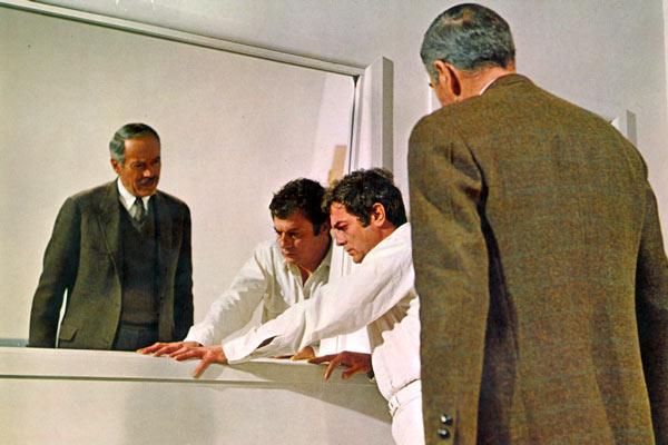Fotograf Henry Fonda, Richard Fleischer, Tony Curtis