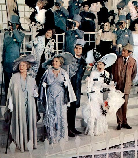 My Fair Lady : Fotograf Audrey Hepburn, Jeremy Brett, Rex Harrison