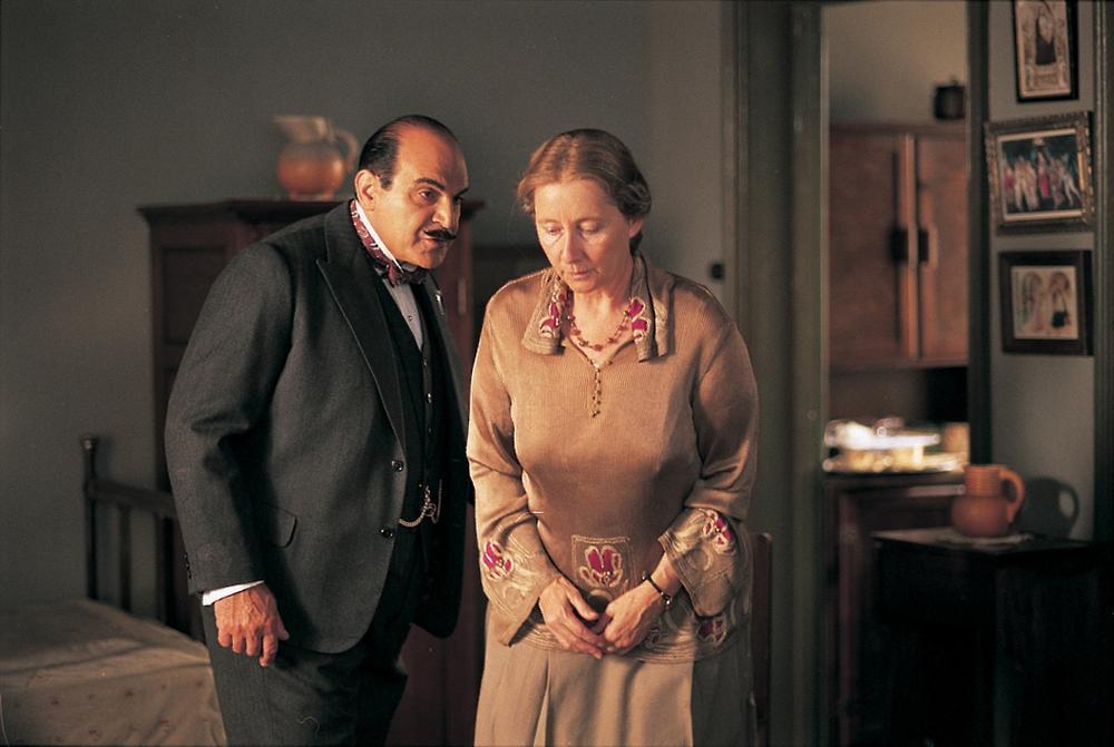 Agatha Christie's Poirot : Fotograf David Suchet