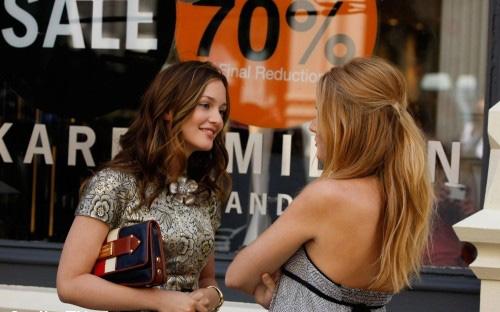 Gossip Girl : Fotograf Blake Lively, Leighton Meester