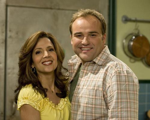 Wizards of Waverly Place : Fotograf David Deluise, Maria Canals
