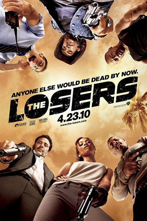 The Losers : Afis Sylvain White