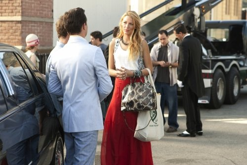 Afis Blake Lively, Chace Crawford, Ed Westwick