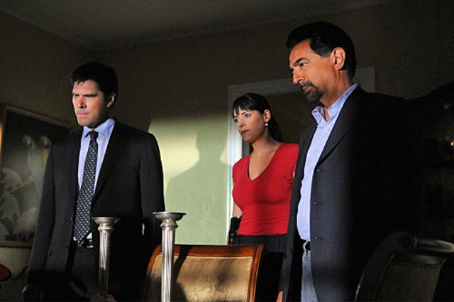 Criminal Minds : Fotograf Joe Mantegna, Paget Brewster, Thomas Gibson