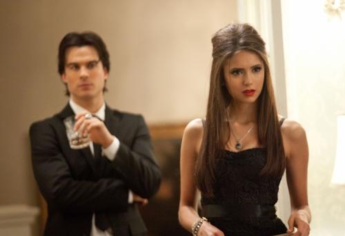 The Vampire Diaries : Fotograf Ian Somerhalder, Nina Dobrev