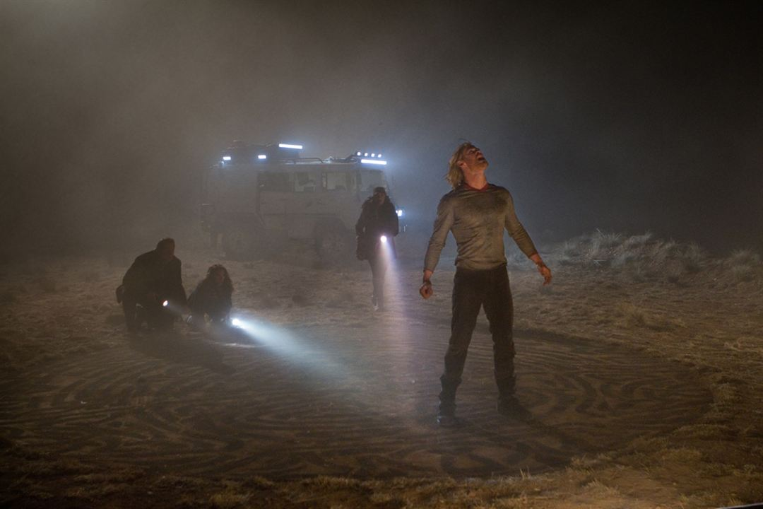 Thor : Fotograf Chris Hemsworth, Kat Dennings, Natalie Portman, Stellan Skarsgård