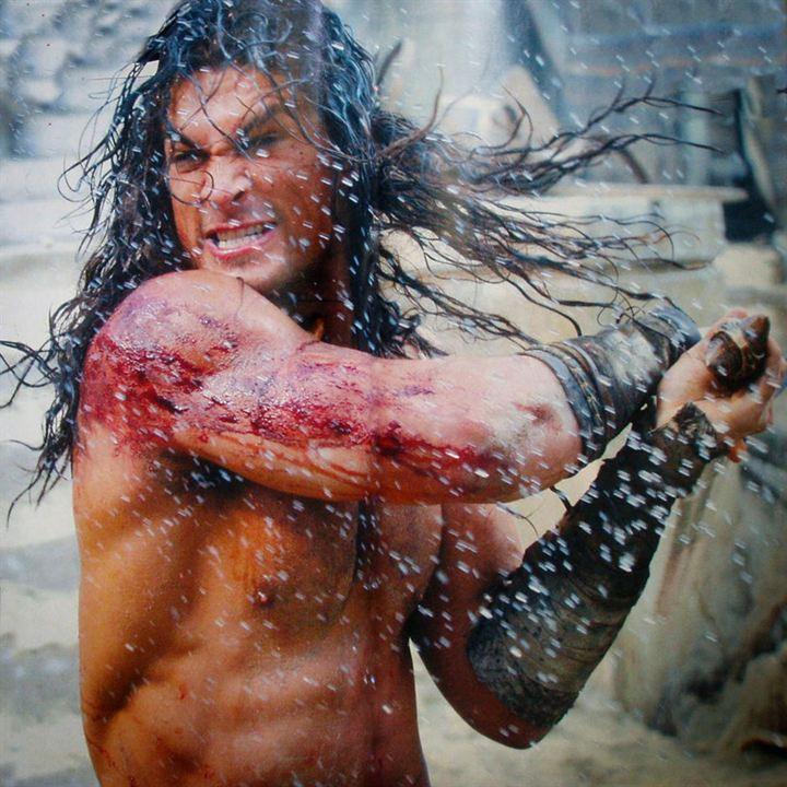 Conan : Fotograf Jason Momoa, Marcus Nispel