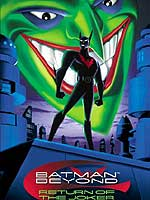 Batman Beyond: Joker'in Dönüsü : Afis