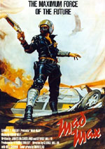Mad Max : Afis