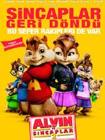 Alvin ve Sincaplar 2 : Afis