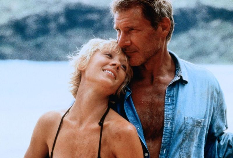 Fotograf Anne Heche, Harrison Ford