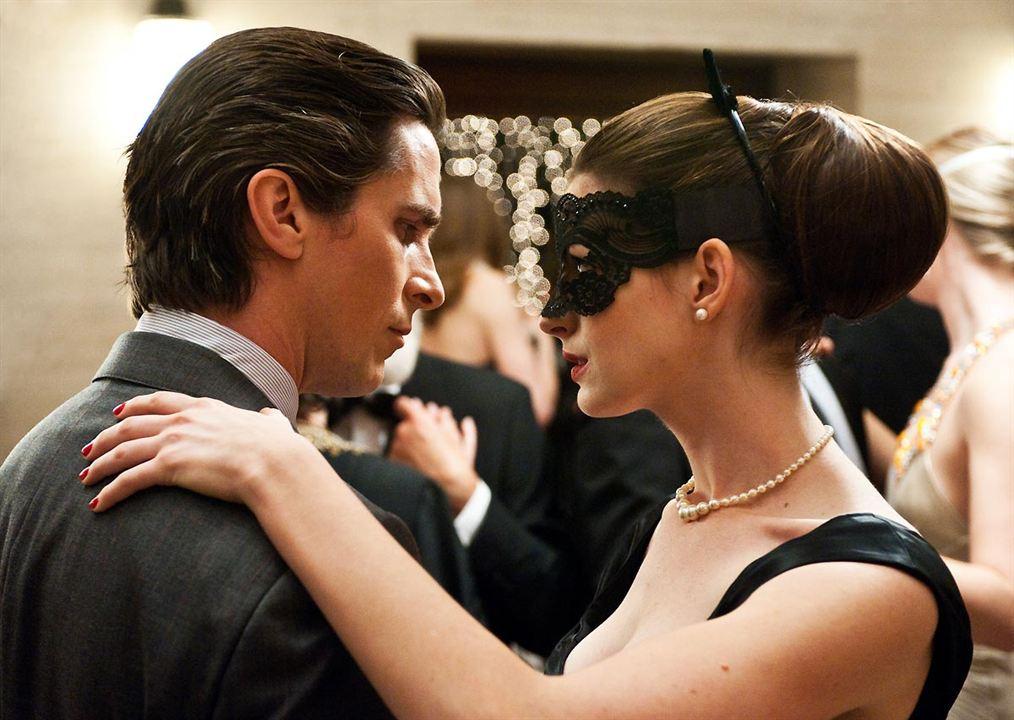 Kara Sövalye Yükseliyor : Fotograf Anne Hathaway, Christian Bale