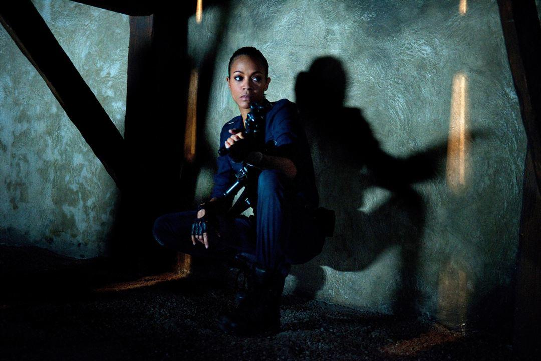 Kolombiyali: Intikam Melegi : Fotograf Zoe Saldana