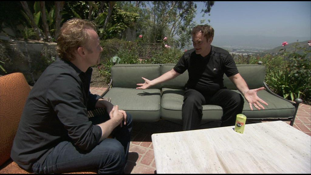 Dünyanin En Pahali Filmi : Fotograf Quentin Tarantino