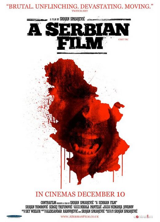 Bir Sirp Filmi : Afis