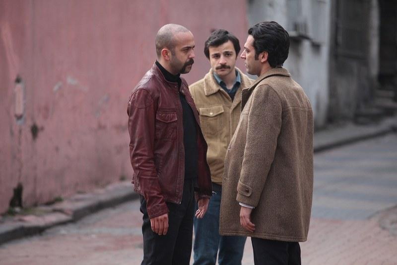 Fotograf Güven Murat Akpinar, Murat Yildirim, Sarp Akkaya