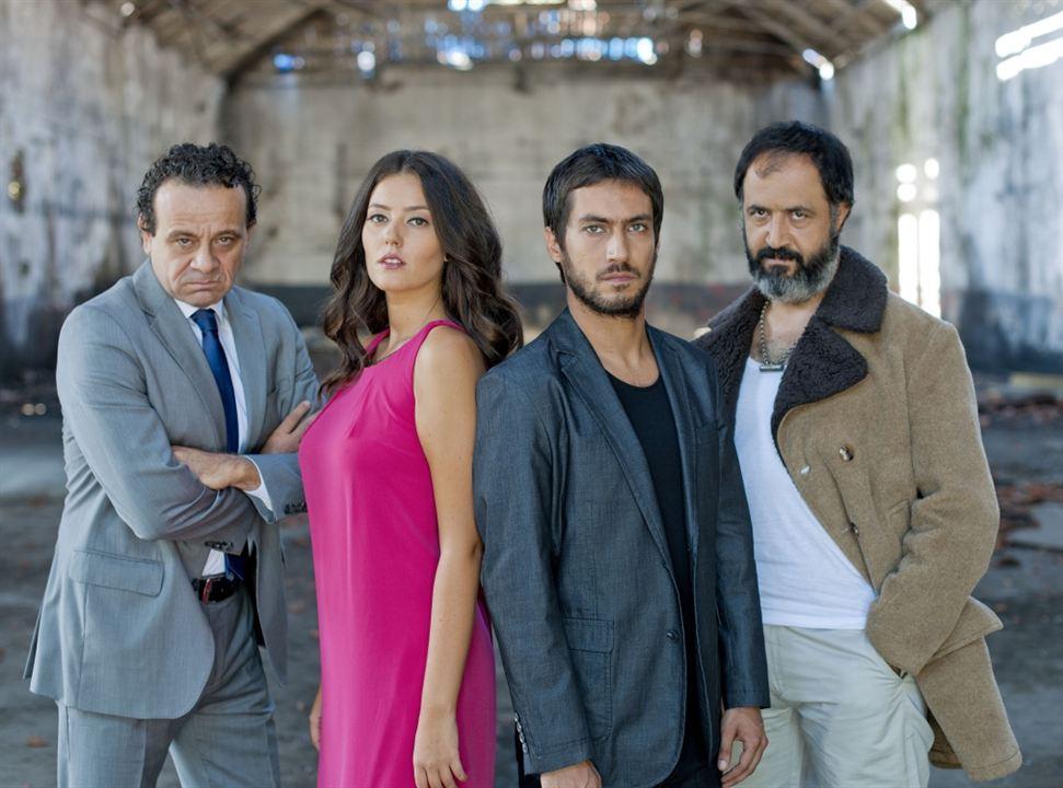 Fotograf Berk Hakman, Mehmet Özgür, Pelin Akil, Reha Özcan