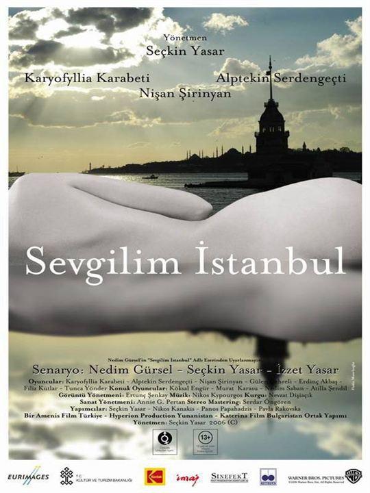Sevgilim İstanbul : poster