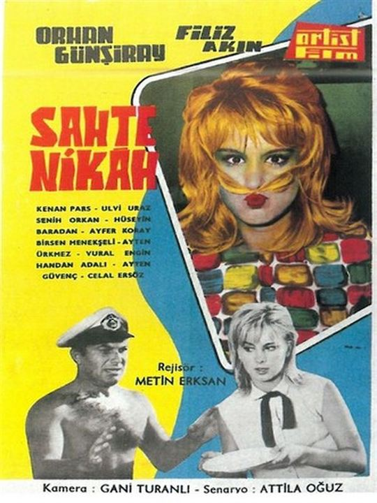 Sahte Nikah : poster