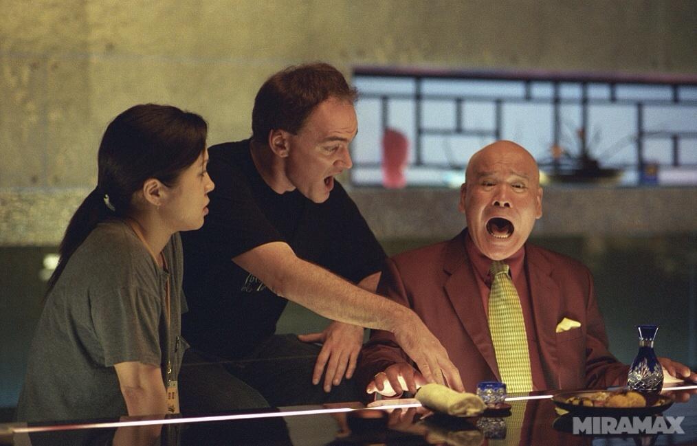 Kill Bill: Volume 1 : Fotograf Quentin Tarantino