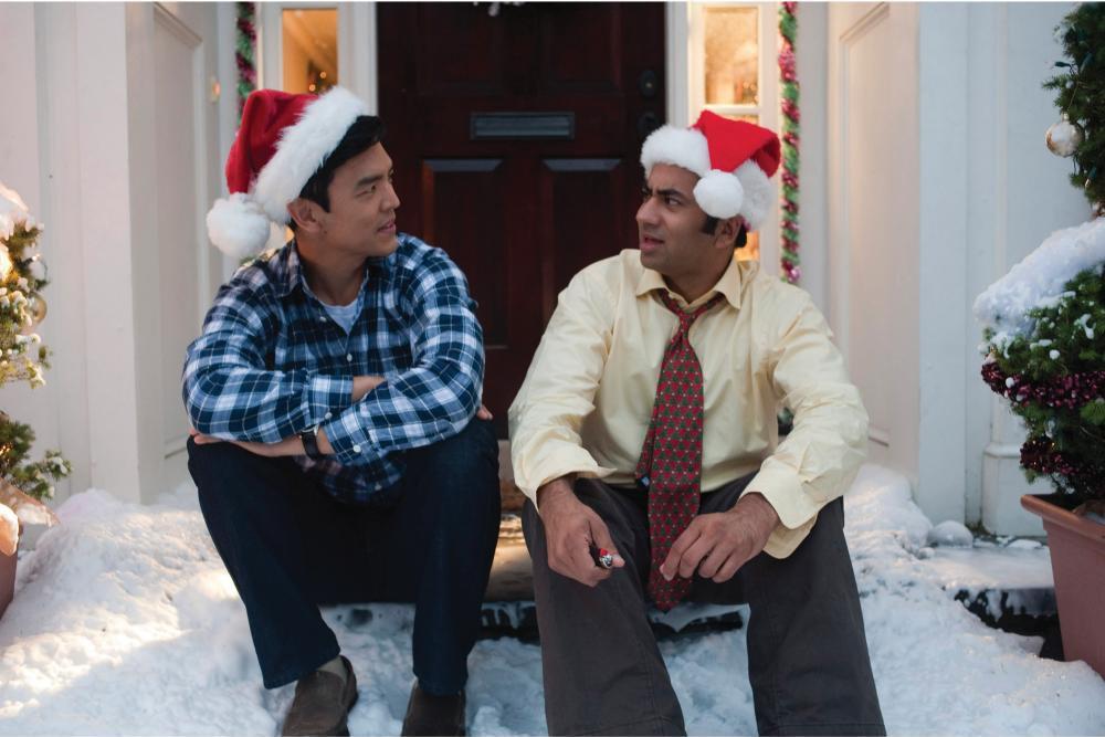 A Very Harold & Kumar 3D Christmas : Fotograf John Cho, Kal Penn