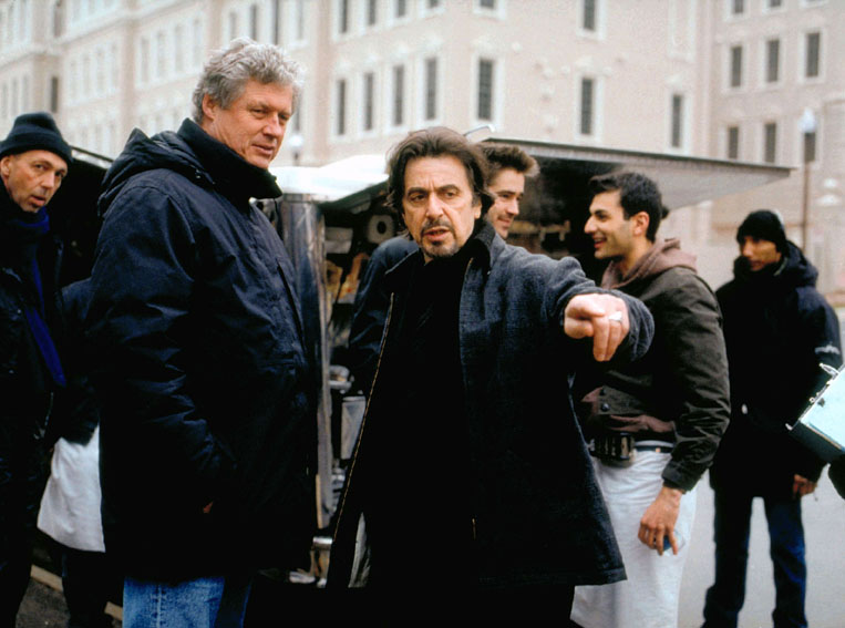Çaylak : Fotograf Al Pacino, Roger Donaldson