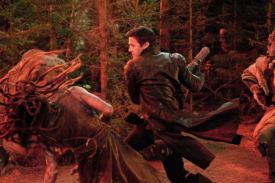 Hansel ve Gretel: Cadi Avcilari : Fotograf Jeremy Renner