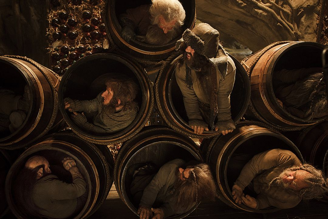 Hobbit: Smaug'un Çorak Topraklari : Fotograf