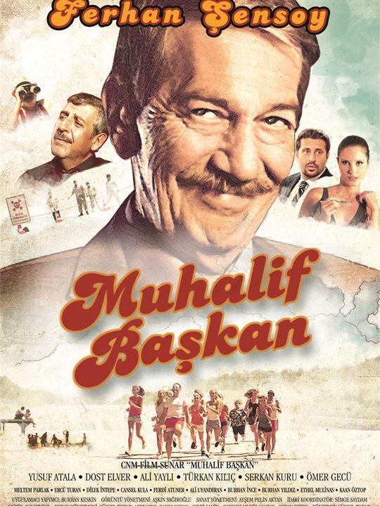 Muhalif Baskan : Afis